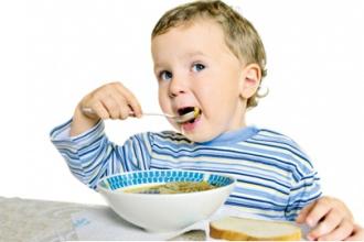 Acidez de estómago infantil