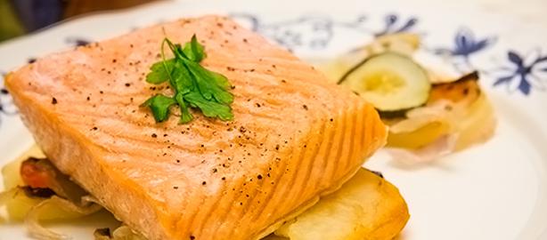 Recetas De Cocina Para Embarazadas   Receta Para Embarazadas De Salmon Con Salsa De Miel Mami Recetas