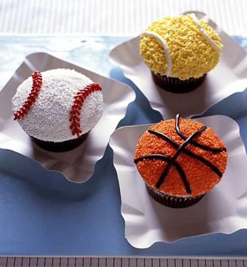 Cupcakes fiestas infantiles