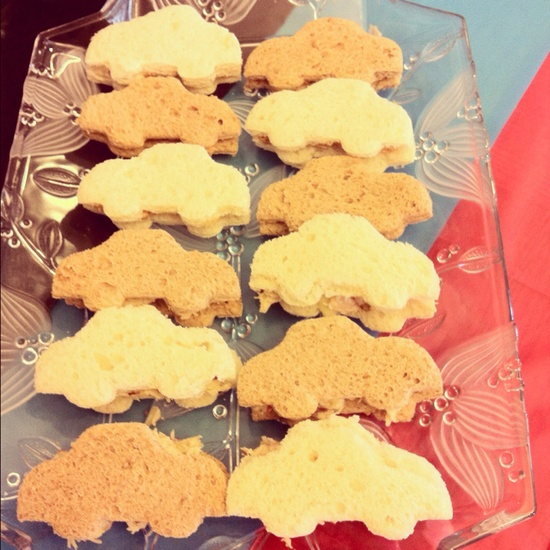 Recetas para fiestas infantiles mami recetas - Comidas de cumpleanos infantiles ...