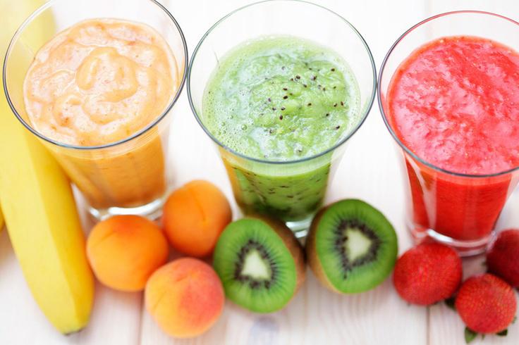 Recetas originales de batidos de fruta mami recetas - Batidos de frutas ...