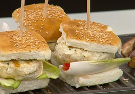 Receta de hamburguesa de queso