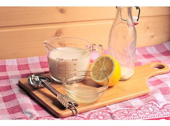 Receta de limonada americana