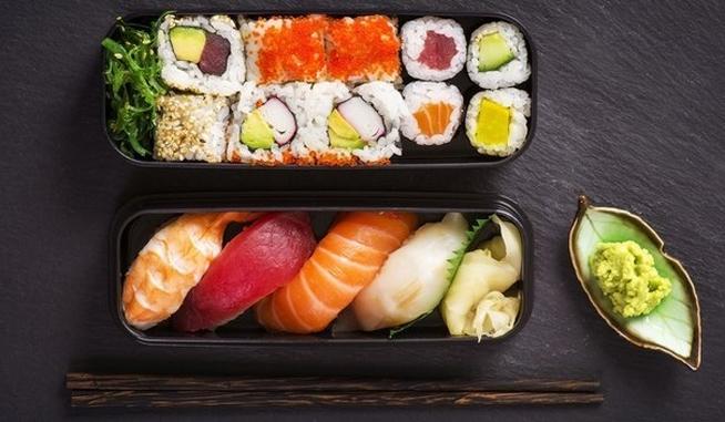 receta de sushi mami recetas