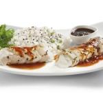 Recetas de pescado con arroz y salsa de soja