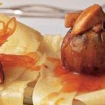 receta para embarazadas de higos rellenos de miel