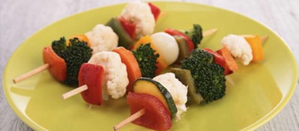 recetas de pinchos de verduras