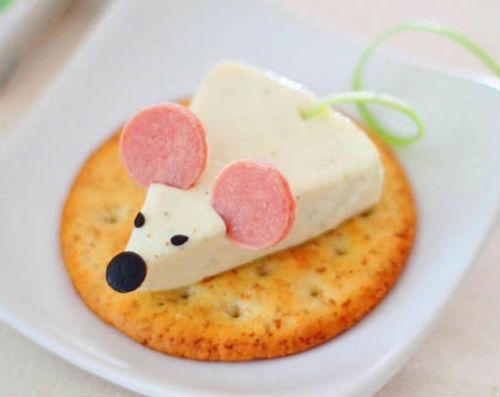 Receta original ratoncito de queso