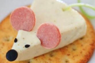 recetas originales ratoncito de queso