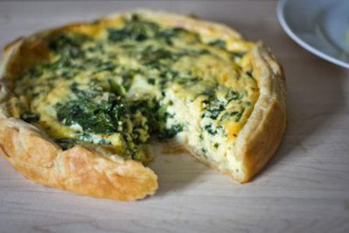 Recetas con br coli mami recetas for Quiche de verduras facil