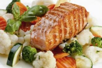 Recetas de salmón al horno