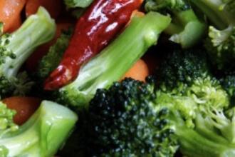Receta papillote lekue de verduras