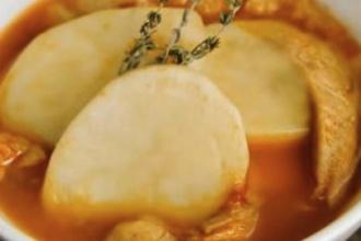 receta de bacalao con patatas