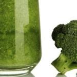 receta de crema de brócoli