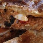 receta de empanada de hojaldre