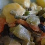 receta de ensaladilla rusa