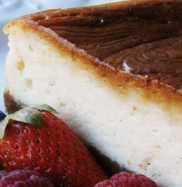 receeta de cheesecake newcook