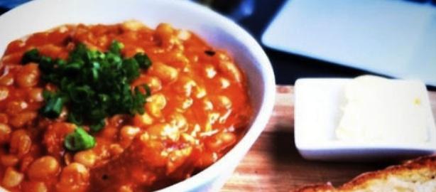receta de alubias con chorizo newcook