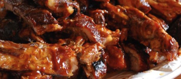 receta de costillas barbacoa newcook