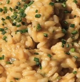 receta de risotto con newcook