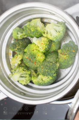 Cómo cocinar sin vaporera