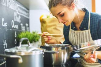 Cómo aprender a cocinar