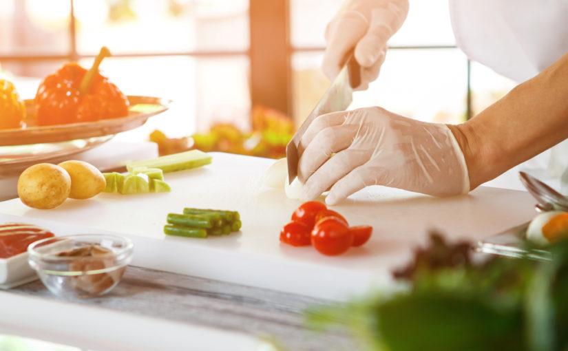 Formas de cortar verduras