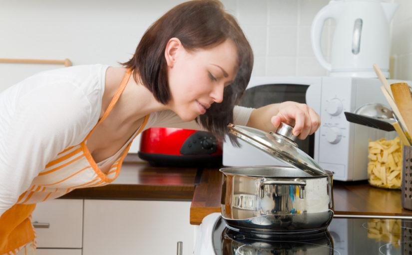 Cocinar por inducción