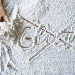 Elaborar recetas sin gluten