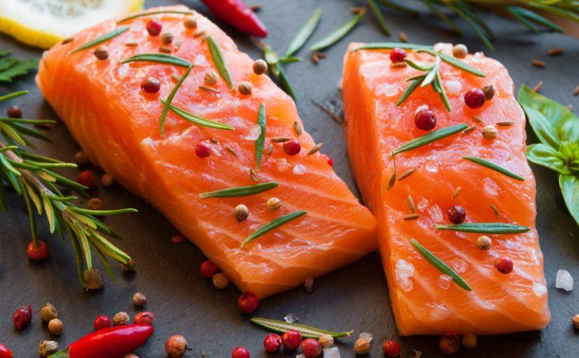 Cómo hacer salmón ahumar