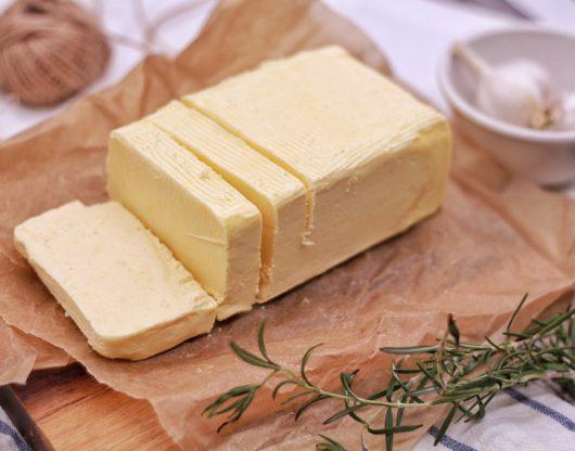 Cómo hacer mantequillas casera.