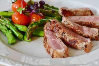 comprobar carne bien hecha