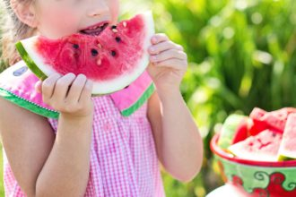 La fruta en la alimentación infantil