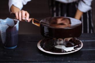 Consejos para el glaseado de chocolate