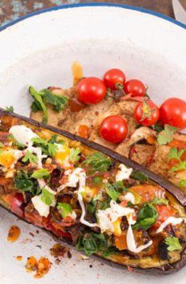 aprovechar los alimentos para presentar los platos