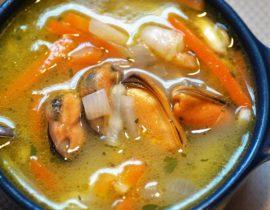 como hacer una zarzuela de pescado y marisco