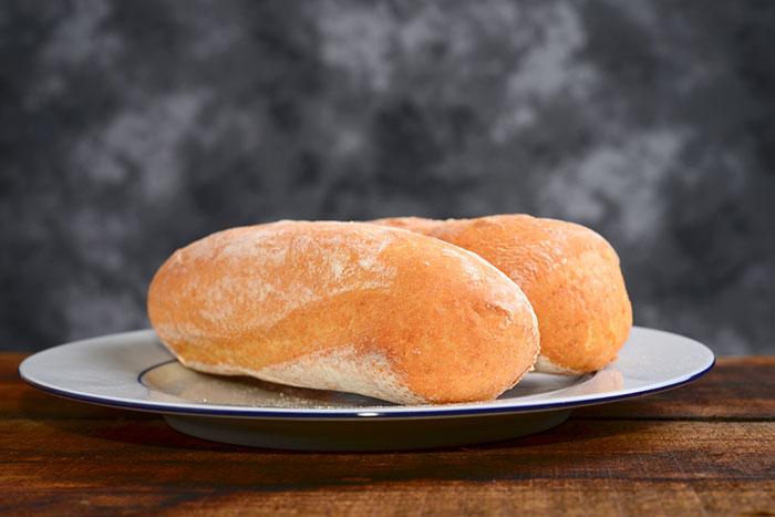 consejos para descongelar el pan