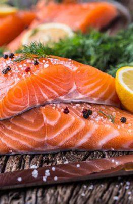 errores a evitar al cocinar salmón