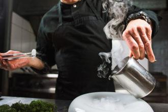 Técnicas de cocina moderna más populares