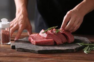carne que se puede comer cruda