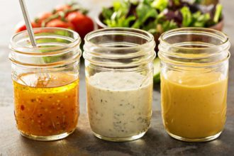 preparar aliños para ensaladas trucos