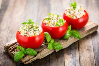 aprende a cocinar verduras rellenas