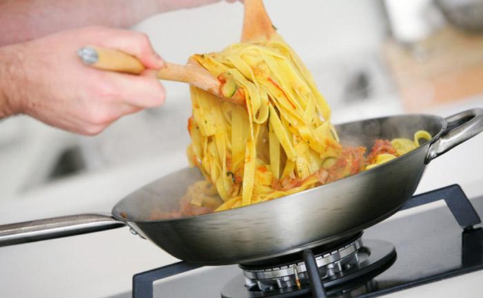 secretos para cocinar la pasta