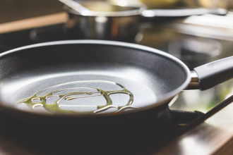 como cocinar aceite oliva