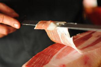 aprender a cortar jamon