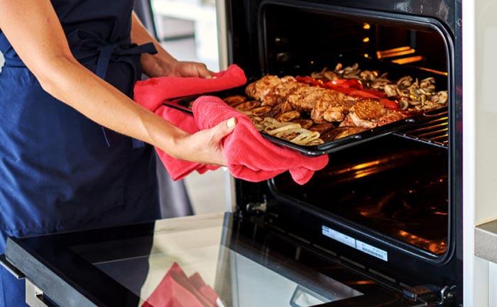 cocinar al horno definicion
