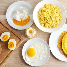 como cocinar el huevo lo que debes saber