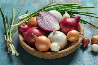 tipos de cebolla existe y como cocinarlas