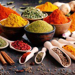 condimentos mas usados en cocina