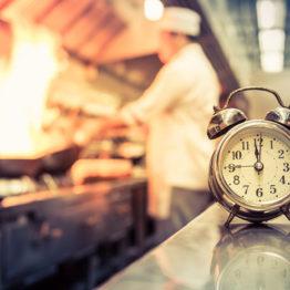 que cocinar si no tienes tiempo